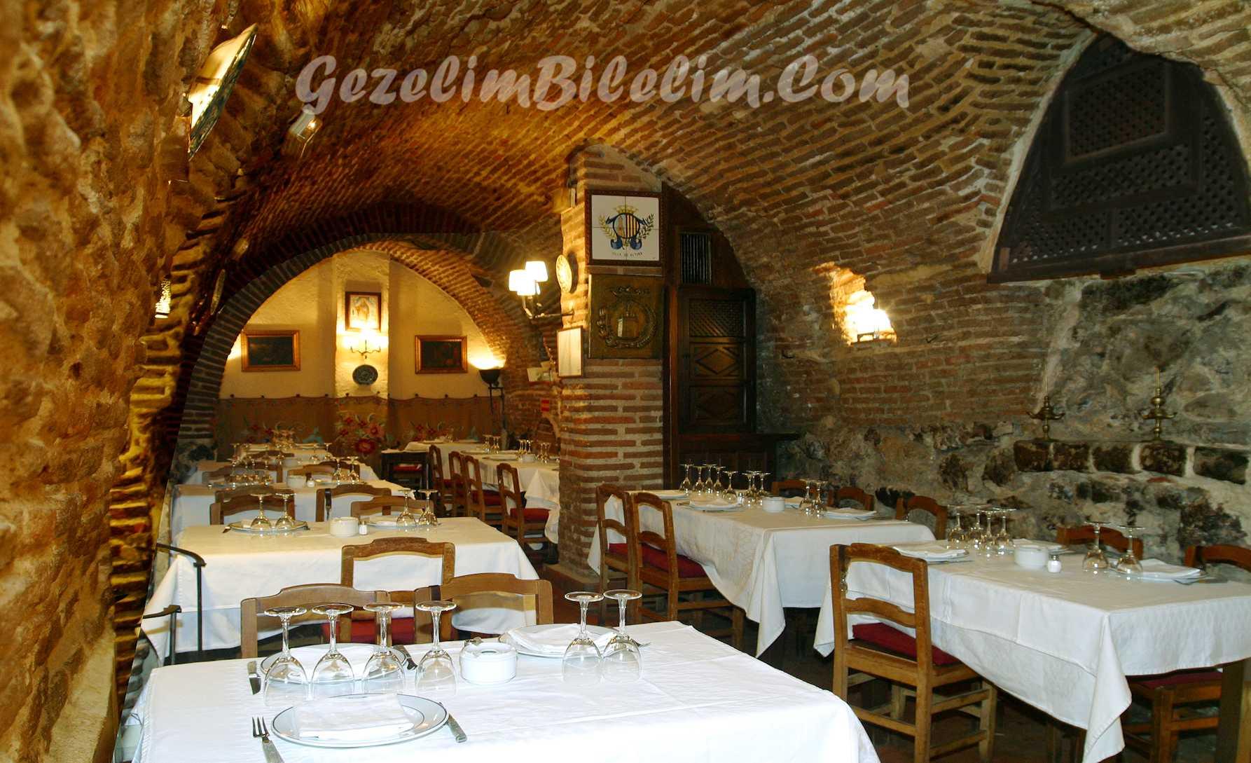 dünyanın en eski restaurantı