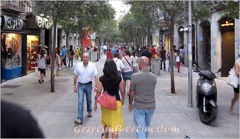 madrid sokakları 2