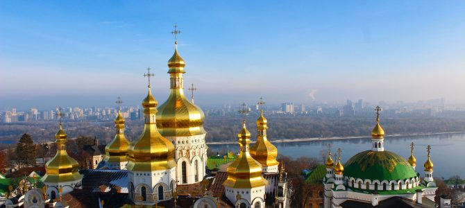 Kiev Gezilecek Yerler Rehberi – Ukrayna