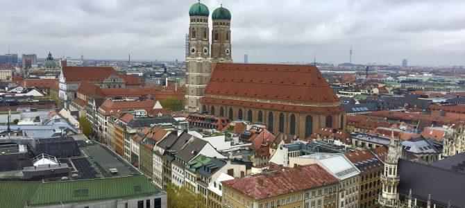 Münich (Münih) Gezilecek Yerler Rehberi