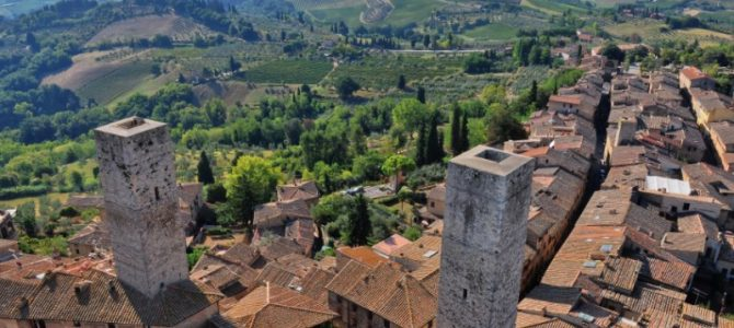 San Gimignano Gezilecek Yerler Rehberi